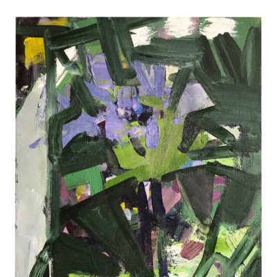 Virginia Bounds - Agapanthus I / SOLD