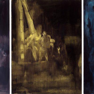 Rembrandt Triptych