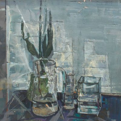 Still Life with Cacti