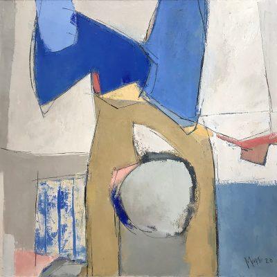 David Moore-Tumblers-98x98cm