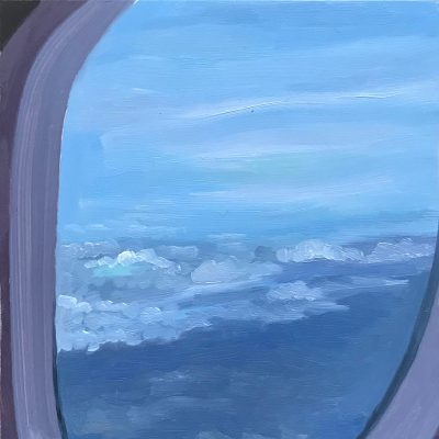 Nicole Price-Above The Clouds-15x11cm