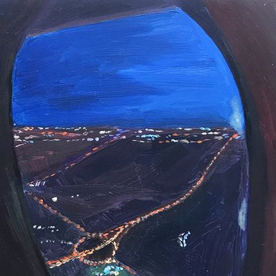 Nicole Price-Night Flight I-15x11cm