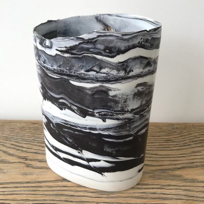 Bridget Macklin-Mono Oval Vessel #3